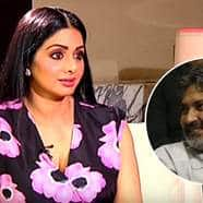The Way He Spoke About The Issue Made Me Feel Very Sad: Sridevi On Rajamouli's Interview About Her Rejecting Baahubali