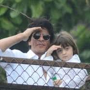 The Book Will End With Birth Of AbRam : Shah Rukh Khan Opens Up About His Autobiography
