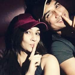 Sushant Singh Rajput, Kriti Sanon Depict Strong Chemistry In Underwater Shoot Sequence