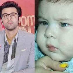 Ranbir Kapoor Can't Wait For Taimur To Join Films
