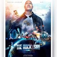 Apple's Siri And The Rock Set Out To Conquer The World
