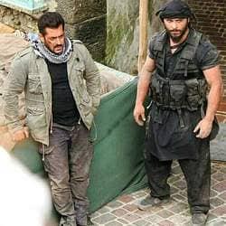 New Still Of Salman Khan From Tiger Zinda Hai As Shooting Wraps Up