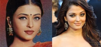 Top 10 Dramatic Transformations Of Bollywood Actresses Post Plastic Surgery