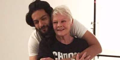 Ali works together with makers of Victoria and Abdul to break the Indian stereotype