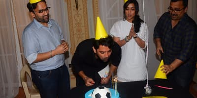 Barun Sobti Gets A Delightful Surprise Before His Birthday