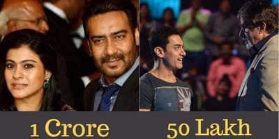 Bollywood Celebs Who Have Appeared On KBC And How Much They Won