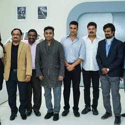 Enthiran 2.0 First Schedule Completed