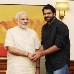 Prabhas Urges PM Narendra Modi to Watch Baahubali