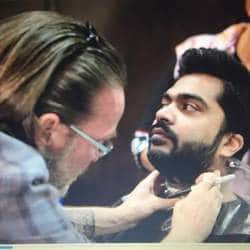 Sean Foot Of 'I' Fame To Work On Silambarasan's Look In Adhik Ravichandran's Film