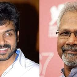 Another Setback For Mani Ratnam Project