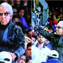 Akshay Kumar's Look From '2.0' Leaked