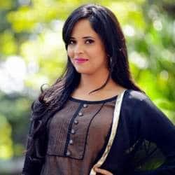 Anasuya Bharadwaj is Alright: Allu Arjun's Fans