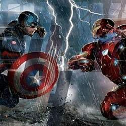 Captain America Trailer Breaks Marvel's Record