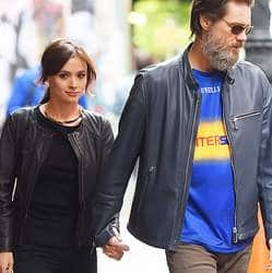 Jim Carrey's Girlfriend Cathriona White Apologized In Her Suicide Note