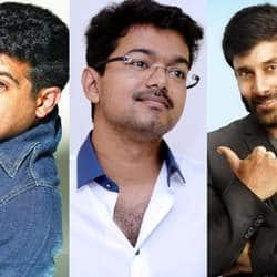 Ajith And Vijay In For Vikram's Video Song For Chennai Floods?