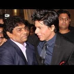 शाहरुख खान: जॉनी लीवर प्रेशर में भी कर सकते हैं मज़ाक