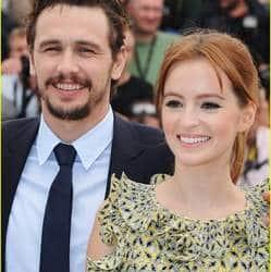 James Franco, Ahna O'Reilly Plan Cinematic Adaptation of 'The Killer Next Door'
