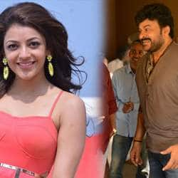 Kajal Aggarwal Not Finalized As The Heroine Of Chiranjeevi's 150th Film?