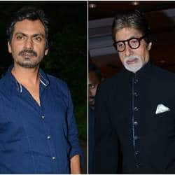 'Never Dreamt That Mr. Bachchan Would Wish To Work With Me': Nawazuddin Siddiqui