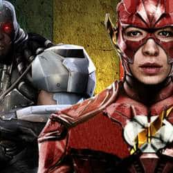 Cyborg Will Make An Appearance In The Flash Movie