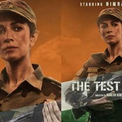 This Is How Nimrat Kaur Looks In Nagesh Kukunoor's The Test Case