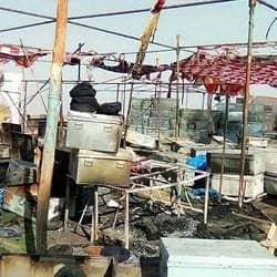 Padmavati Set Burnt Down By Vandalisers