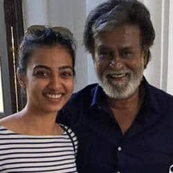 Radhika Apte Complimented By Thalaivar