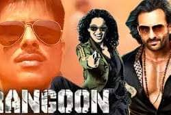 Revealed: Here Are The Details of Kangana Ranaut's Character In Rangoon