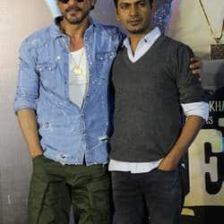 Shah Rukh Khan Is The Best Co-Actor: Nawazuddin Siddiqui