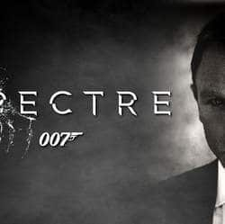 Agent 007 Back with New Spectre Trailer