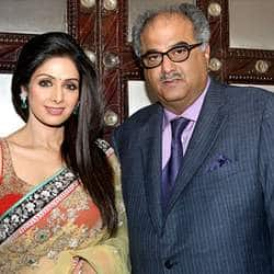 Boney Kapoor To Cast Sridevi For His Next?