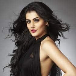 Taapsee Pannu To Play Balakrishna's Leading Lady In 'Aditya 999'?