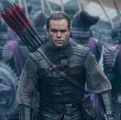 The Great Wall Trailer Features Stunning Matt Damon Fighting Monsters
