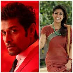 Nayanthara And Vikram Will Star In Anand Shankar's Next