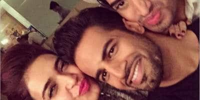 Karishma Tanna's and Upen Patel's Bigg Boss Love Story Continues