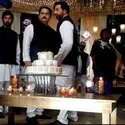 Akshay Kumar's first look in Gabbar unveiled