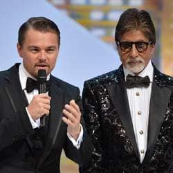 Leonardo DiCaprio says he would love to work with Amitabh Bachchan again