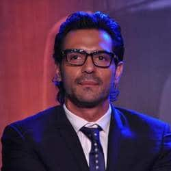 Arjun Rampal not so happy with media