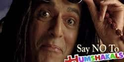 Chunky Pandey Telling You Not To Watch Humshakals