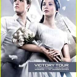The Hunger Games: Catching Fire: Advance booking begins 1 month prior to its release