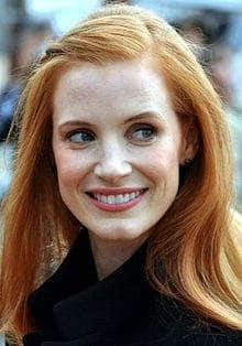 Jessica Chastain joins Guillermo del Toro's Crimson Peak