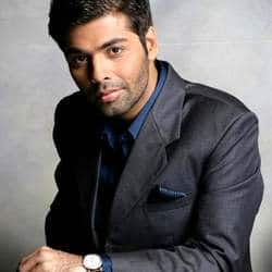 Acting's caught up on Karan Johar it seems!
