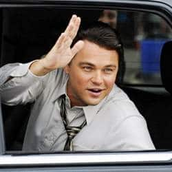 The Wolf of Wall Street to be out on Christmas