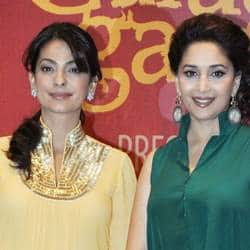 Madhuri Dixit: Juhi Chawla was never my competitor but an inspiration