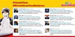 #MoviesWorseThanBesharam - Our Top Picks