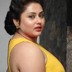 Namitha Kapoor joins politics, party not decided yet