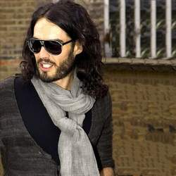 Russell Brand claims to be doing well after divorce from Katy Perry