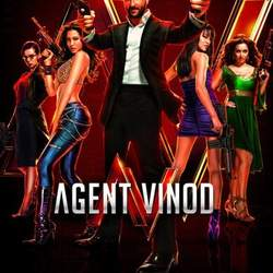 Agent Vinod to be premiered in Muscat