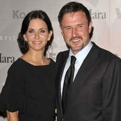 I love David more than anything in the world, insists Courteney Cox