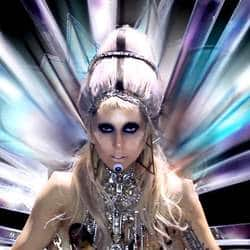 Gaga is going Alien!